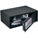Stack-On Extra Wide Strong Box Safe w/ Electronic Lock