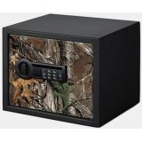 Stack-On Large Personal Safe w/Electronic Lock,1 Shelf