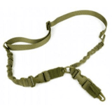 Tacfire 2 or 1 Point Double Bungee Rifle Sling