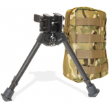 Versa-Pod 300 Series BattlePack Bipod Pan Tilt with Pouch