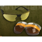 Walkers All-Sport Glasses w 4 Interchangeable Lenses