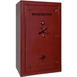 Winchester Safes S724214M Mechanical Silverado Gun Safe Burgundy