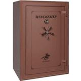 Winchester Safes S604013M Mechanical Silverado Gun Safe Brown