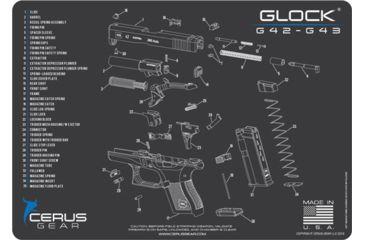 Cerus Gear 3mm Promats 12