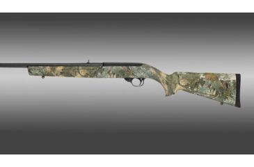 Hogue 10-22 Rubber OverMolded Rifle Stock with Standard Barrel