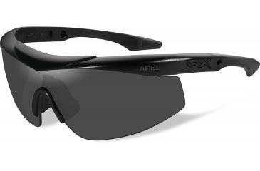 841ed4d0f0e Wiley-X WX Talon Sunglasses - Matte Black Frame w  2 Lens Package (